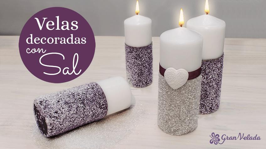En podr s aprender a hacer y a decorar velas tu mism - Como decorar con velas ...