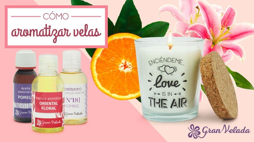 Como perfumar velas consejos para hacer velas aromaticas - Aromas para velas ...