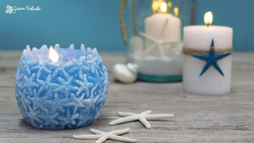 Recetas Paso A Paso Para Hacer Velas Decorativas Decora A Tu Gusto - Decorar-velas-con-servilletas